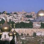 Pray for the Peace of Jerusalem!